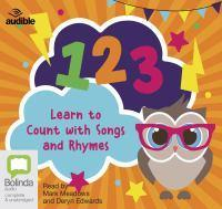 123 Learn To Count With Songs And Rhymes