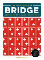 Little Book of Bridge Learn How to Play Score a