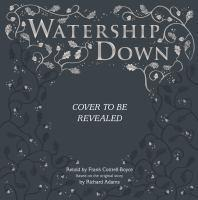 Watership Down Tie-In Gift Picture Storybook