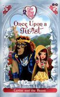 Ever After High Cerise and the Beast