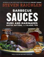 Barbecue Sauces Rubs & Marinades 2nd ed