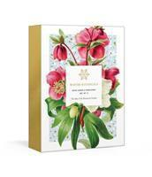 Winter Botanicals Note Cards and Envelopes