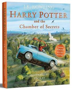 Harry Potter & the Chamber of Secrets illus sm ed