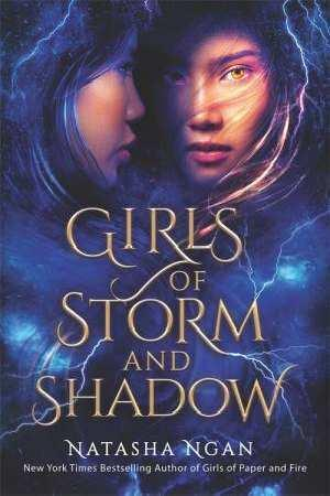 Girls of Storm and Shadow #2