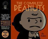 COMP PEANUTS VOL 1 1950-52