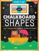 Chalkboard Shapes