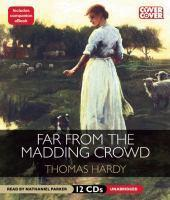 Far From The Madding Crowd UA 13/817