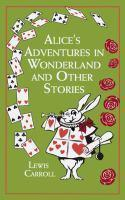 Alices Adventures in Wonderland Leatherbound