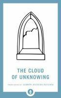 The Cloud Of Unknowing A New Translation
