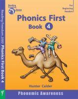 Reading Freedom Phonics First Level Book 4: Beginning &     Ending Blends Ages 4+