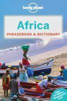 Africa Phrasebook & Dictionary 2