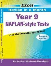 Revise In a Month Naplan Tests Year 9