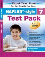 NAPLAN style test pack yr7