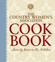 Country Womens Association Cookbook