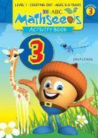 Activity Book 3 Level 1 Ages 3-5
