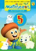 Activity Book 5 Level 2 Ages 4-6