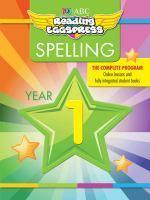 ABC Reading Eggspress - Spelling Workbook - Year 1