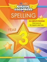 ABC Reading Eggspress - Spelling Workbook - Year 3