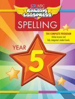 ABC Reading Eggspress - Spelling Workbook - Year 5