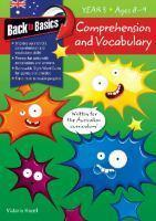 Comprehension & Vocabulary Year 3