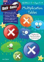 Multiplication Tables book 1 Years 2-3