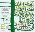 Alices adventures in Wonderland 3 cds