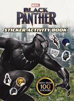 Marvel Black Panther Sticker Activity Book