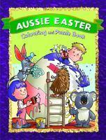 Aussie Easter 2 Colouring Book