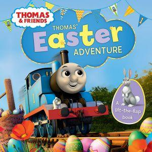 Thomas' Easter Adventure Lift the Flap