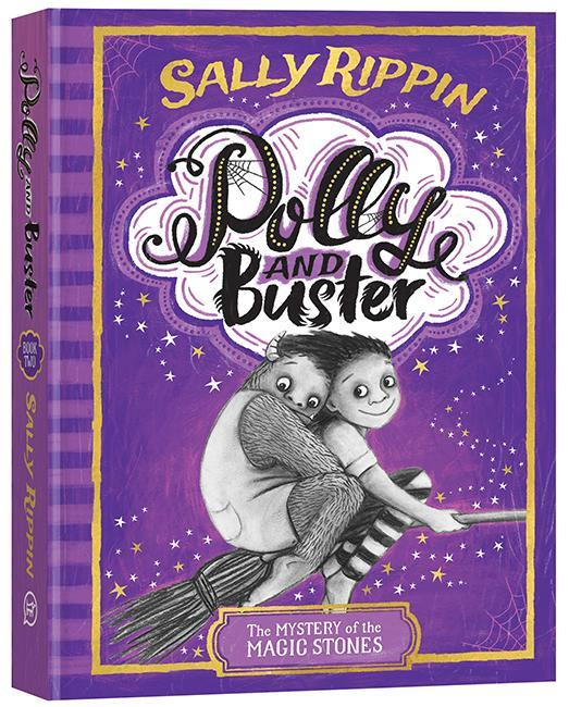 Polly & Buster Mystery of the Magic Stones #2
