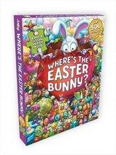 Where's the Easter Bunny? Jigsaw Puzzle + Book
