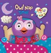 ABC Kids Giggle & Hoot Owl Nap Time cloth book