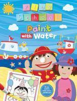 ABC Kids Paint with Water Play School