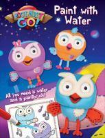 ABC Kids Paint with Water Hoot Hoot Go