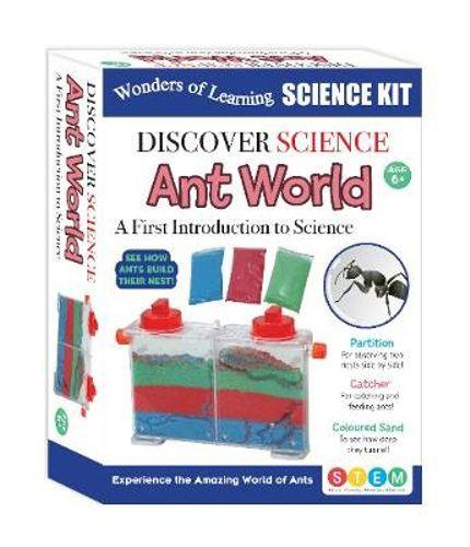 Ant World - Wonders of Learning Science Kit