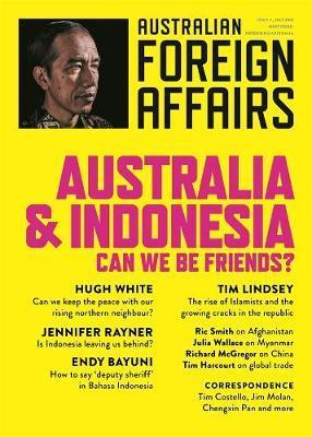Australia and Indonesia Can we be Friends? Austr