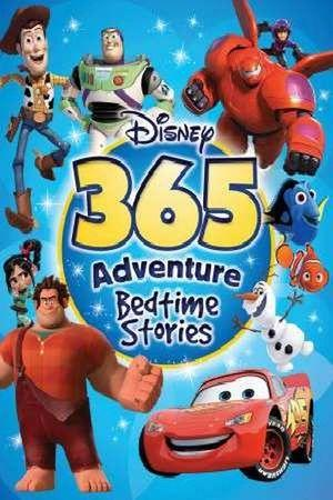 Disney 365 Adventure Bedtime Stories