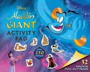 Aladdin Giant Activity Pad