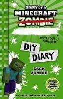 Diary of a Minecraft Zombie DIY Diary