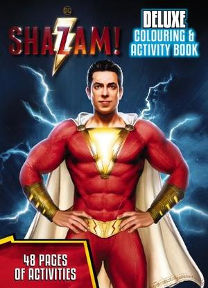 Shazam! Deluxe Colour and Activity