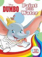 Disney Dumbo Paint with Water