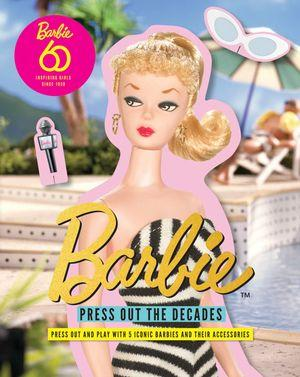 Barbie 60 Press Out the Decades