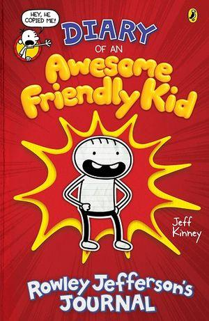 Diary of an Awesome Friendly Kid Rowley Jefferson