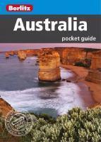 Berlitz Australia Pocket Guide