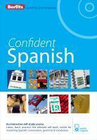 Berlitz Language Confident Spanish