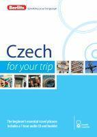 Berlitz Language Czech For Your Trip