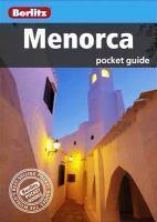 Berlitz Menorca Pocket Guide