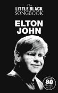 Little Black Songbook The Elton John