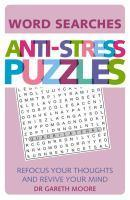Anti-Stress Puzzles Word Searches
