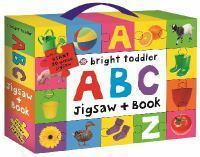 ABC Jigsaw and Book